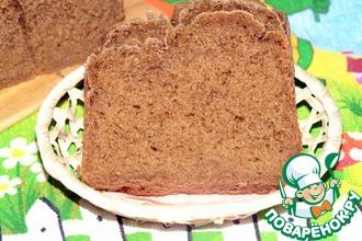 Почти настоящий ржаной хлеб