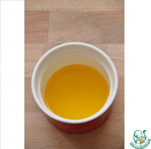 Посмотрите какое красивое получилось. Его можно употреблять не только для приготовления соусов, но также и мяса, картошки, овощей и выпечки.