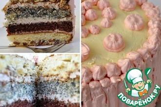 Торт к Дню Матери