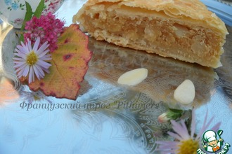"Французский пирог  ""Pithiviers"""