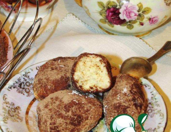 """Пирожное """"Картошка"""" почти по ГОСТу"""