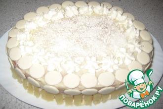 """Торт """"Белый пух"""""""