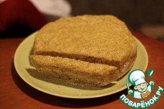 Сырный хлеб в мультиварке