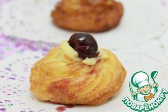 """Традиционный итальянский десерт ко """"Дню отца"""""""
