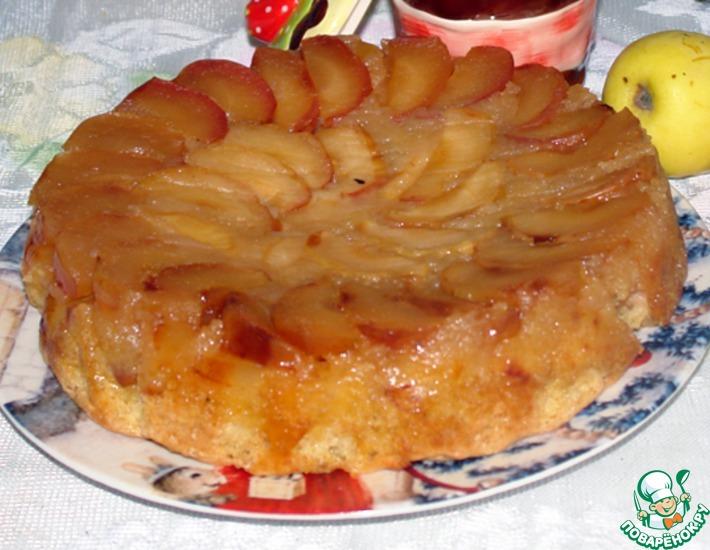 Янтарный торт от Т. Л. Толстой