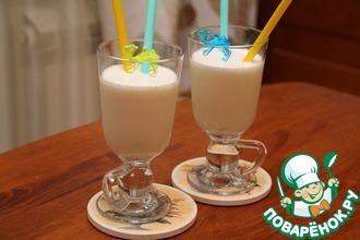 "Молочный коктейль ""Колхозница на Бали"""