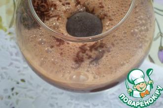 Шоколадный чайный напиток