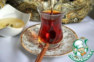 """Оживляющий чайный напиток """"Восточная сказка"""""""