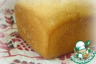 Простейший белый хлеб на закваске. Дубль 2