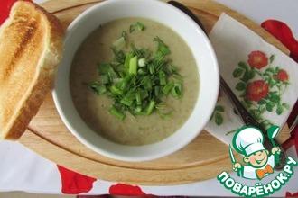 Чечевичный крем-суп с кокосовым молоком