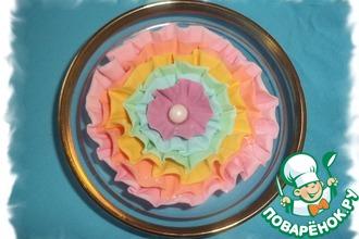 """Украшение для торта """"Цветик-семицветик"""""""