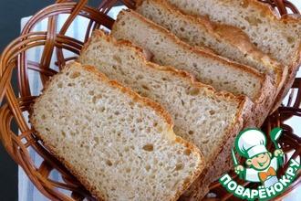 Хлеб пшенично-овсяный