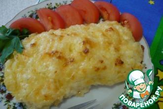 Рыба в картофельном тулупе