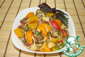 Запеченый салат