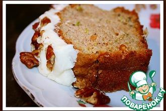 Огуречный пирог (хлеб)