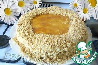 Творожный торт «Дачный»