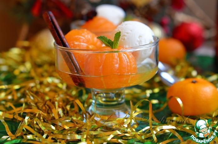 Пусть ваш Новый год будет таким же ярким, сладким и праздничным как этот десерт!