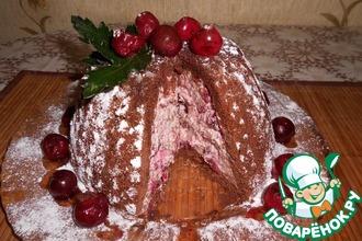 Цукотто-флорентийский десерт