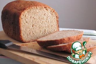 Хлеб горчичный с овсяными хлопьями
