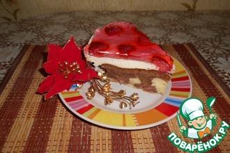 """""""Сердечный"""" торт"""