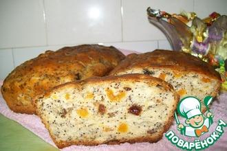 Белый чайный хлеб