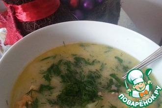 Рождественский чешский рыбный суп