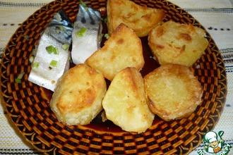 """Картофель """"Золотистый"""""""
