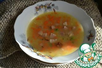 Суп для защитника