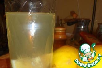 Лимонад пикантный со специями