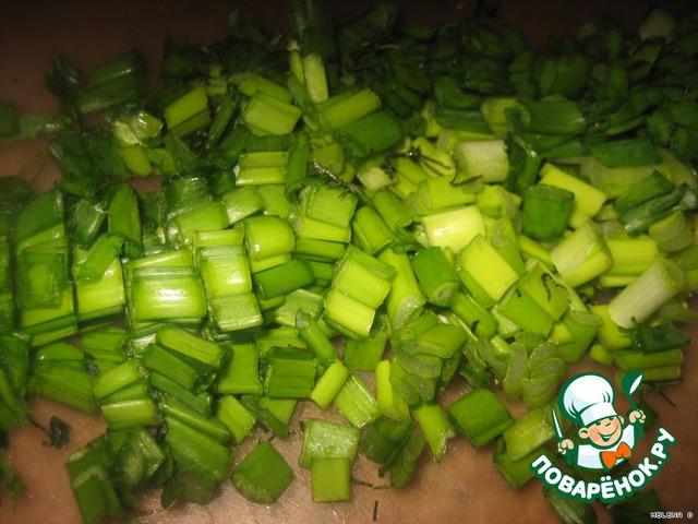 И зелень
