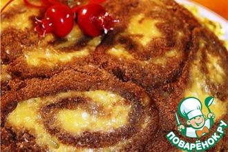 """Торт """"Рождественская бомба"""""""