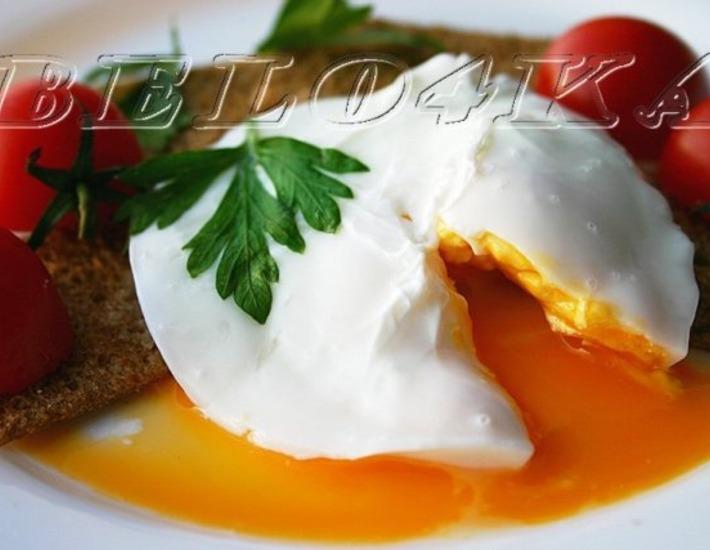 Варка яйца в СВЧ