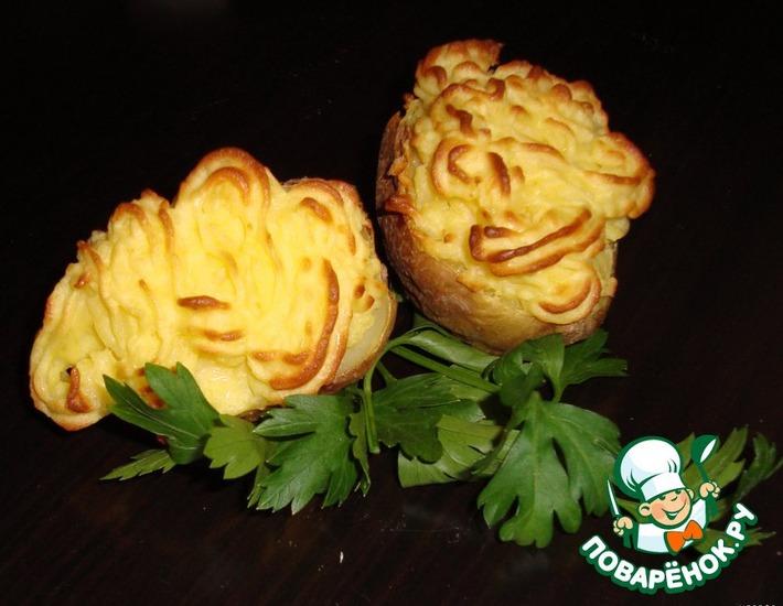Картофель по-нормандски