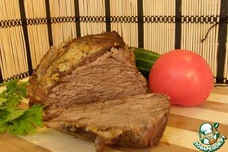 Маринад для говядины, запеченной в рукаве