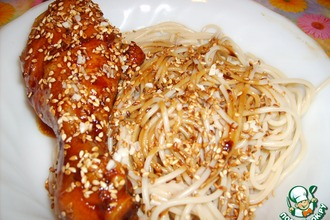 Курица по-корейски