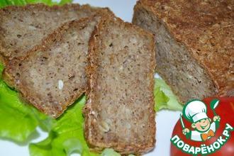 Немецкий зерновой хлеб