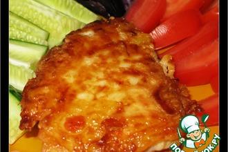 Филе рыбы в картофельном кляре