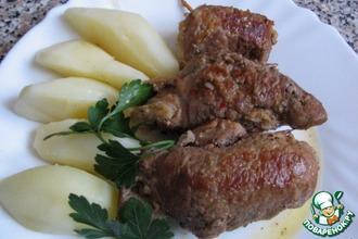 Севастопольские колбаски