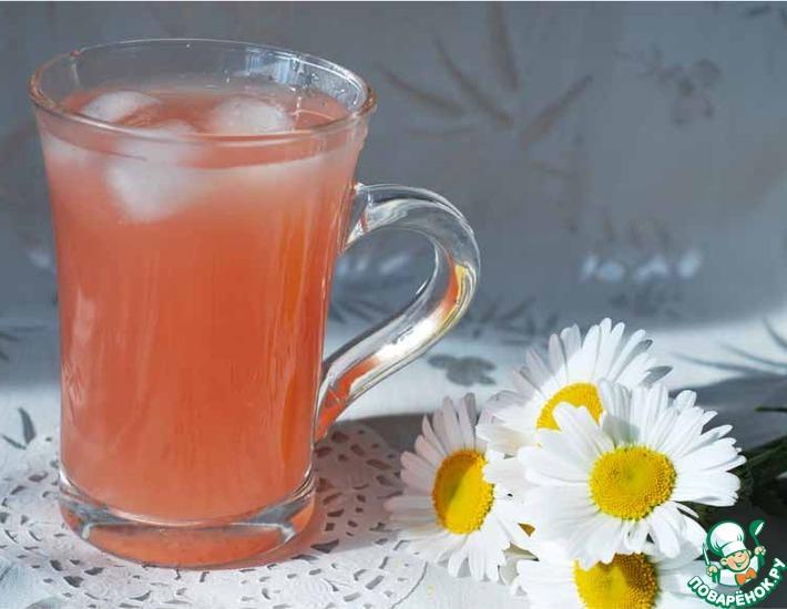 Напиток из грейпфрута