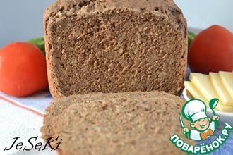 Ржаной венский хлеб