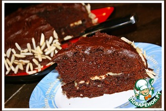 """Идеальный шоколадный торт """"Хершес"""""""