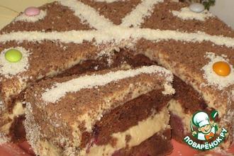 Торт «Вкусняшка без хлопот»