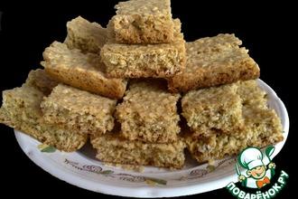 Печенье из геркулеса