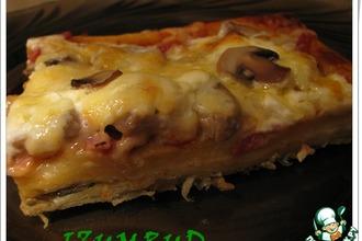 Пицца с двойным дном