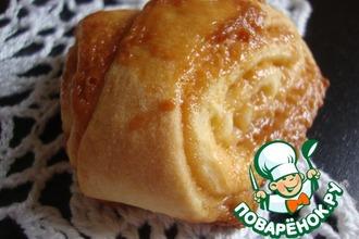 Вкуснейшие булочки с карамелью