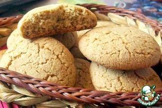 Печенье из овсяной муки
