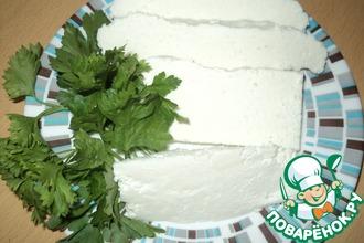 Домашний козий сыр