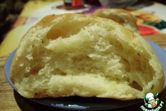 Тесто картофельное