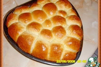 "Пирог с начинкой ""Бухтель"""