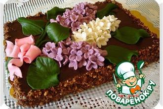 "Торт ""Краски весны"""